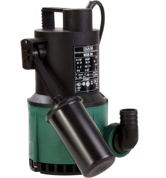 DAB Nova 180 M-A Automatic Submersible Pump